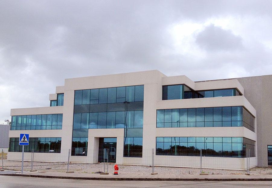 Oficinas Centrales Grupo Fernandez Jove