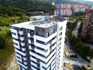 paneles prefabricados de hormigón